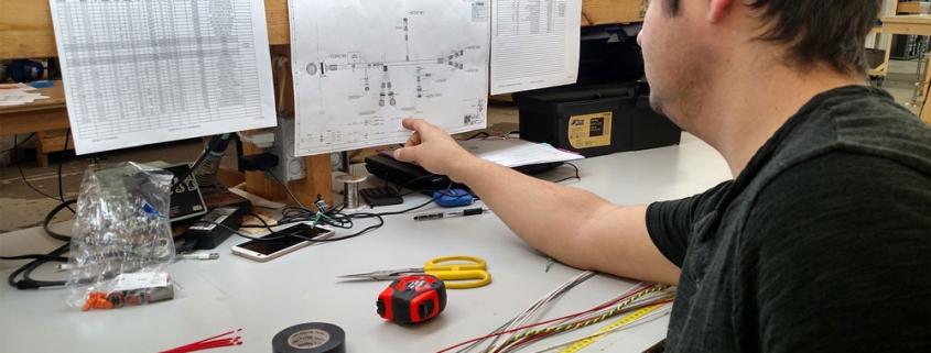 Build to Print Wiring Harnesses - Qualtronics - Custom ... on