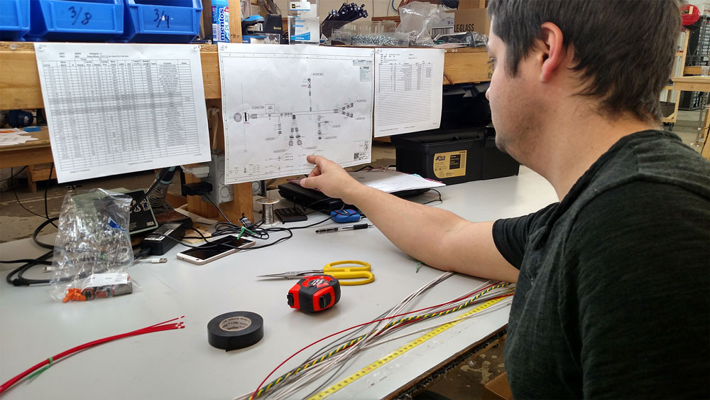Build To Print Wiring Harnesses - Qualtronics