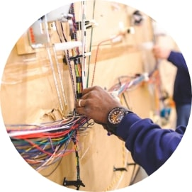 Custom Wiring Harness Manufacturing